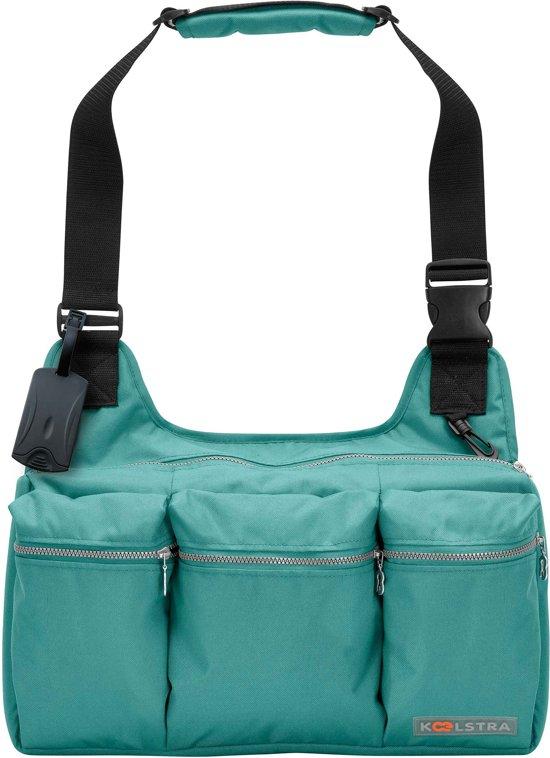 Unknown Koelstra Buddybag - luiertas - Jade