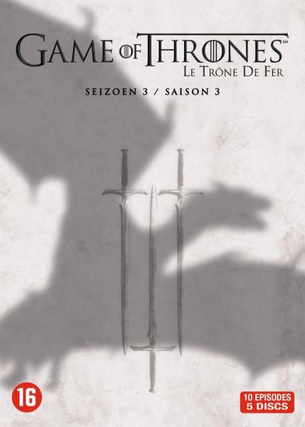 Game Of Thrones - Seizoen 3 (DVD)
