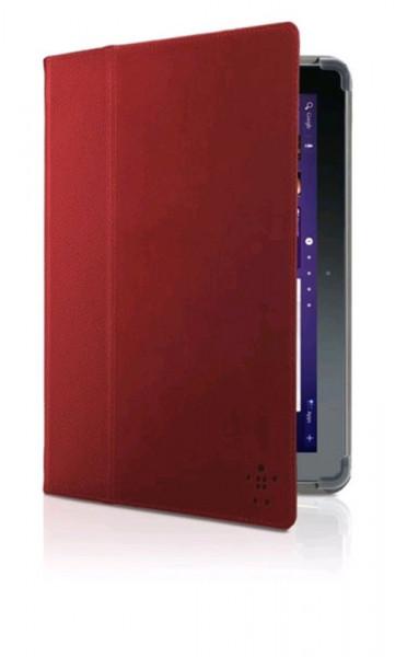 Belkin Cinema Folio Hoes met standaard voor Samsung Galaxy Tab 2 7.0 - Rood