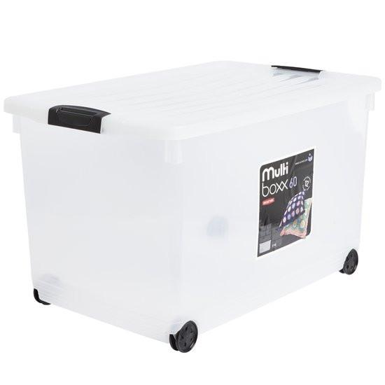 Koopjeshoek - Click'n Fit Multiboxx + wielen 60 liter