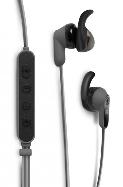 JBL Reflect Aware - Sport oordopjes met Active Noisecancelling - Zwart