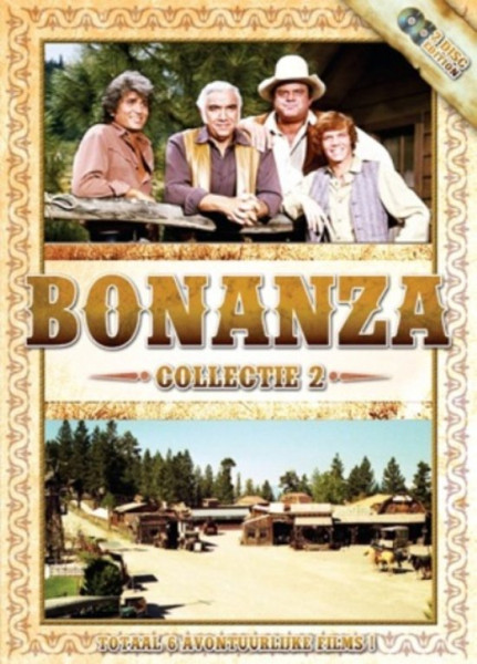 Bonanza - Collectie 2 -DVD