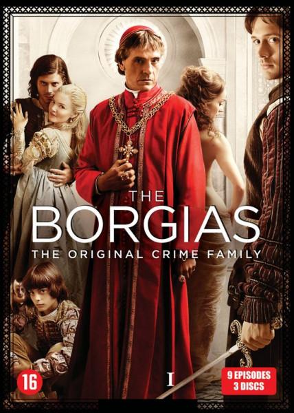 The Borgias - Seizoen 1 - dvd