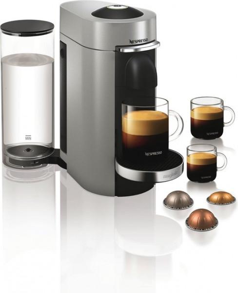 Magimix Nespresso M600 Vertuo - Koffiecupmachine - Zilver