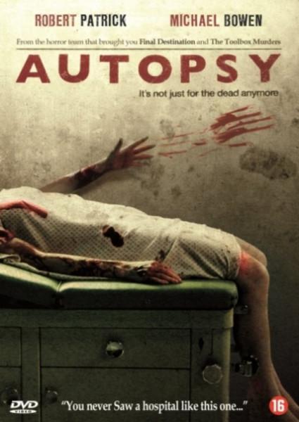 Autopsy (Blu-Ray)