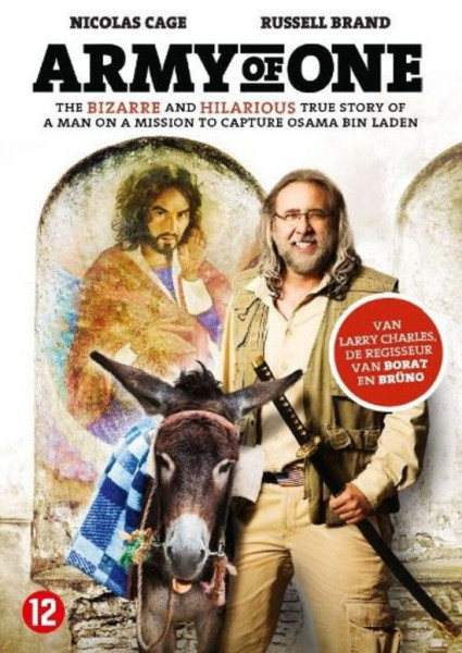 Army Of One - dvd