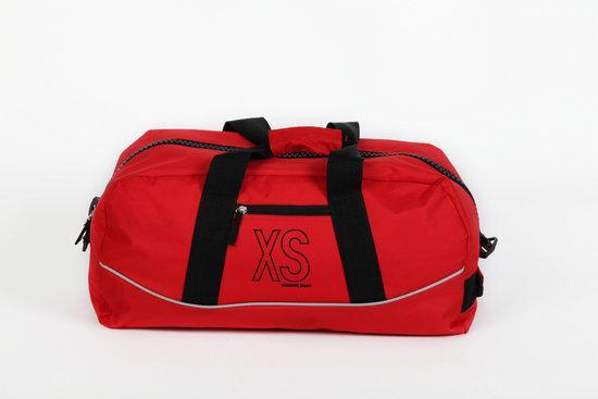 Adventure Bags XS - Reistas - Grote Rits - Rood