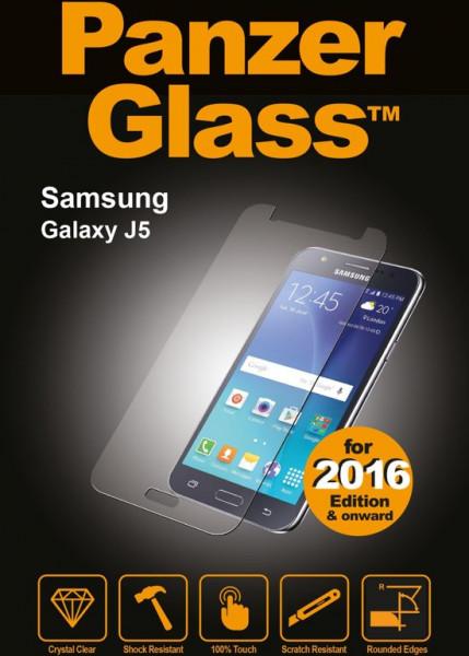 PanzerGlass 1558 Doorzichtige schermbeschermer Galaxy J5 (2016) 1stuk(s) schermbeschermer