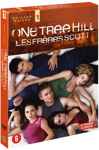 Koopjeshoek - One Tree Hill - Seizoen 1 (DVD)