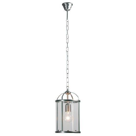 incompleet - Steinhauer Pimpernel - Hanglamp - 1 lichts - Staal - ø 20 cm