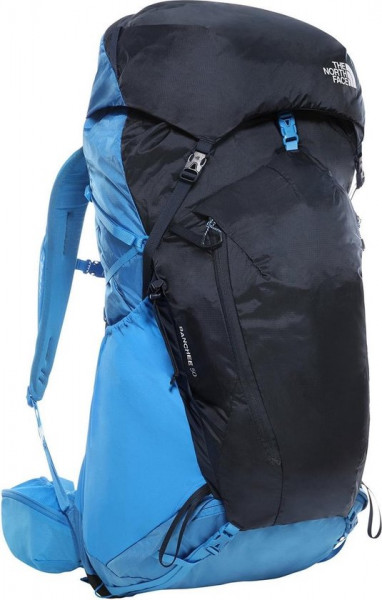 The North Face Banchee Backpack 65 liter - Clear Lake Blu/Urban Navy - Maat S/M