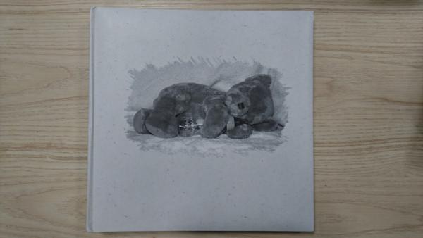 Koopjeshoek HAMA Sleeping Bear Photoalbum (Duits)
