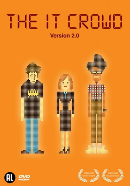 It Crowd, The - Seizoen 2 - dvd