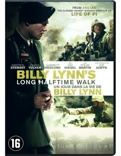 Billy Lynn's Long Halftime Walk - dvd