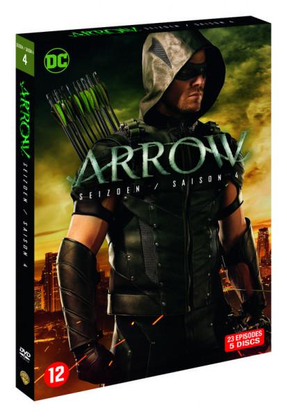 Koopjeshoek -Arrow - Seizoen 4 (DVD)