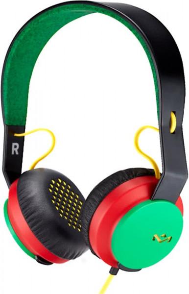 The House Of Marley Roar - On-ear hoofdtelefoon - Groen