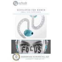 yurbuds focus for woman Blauw
