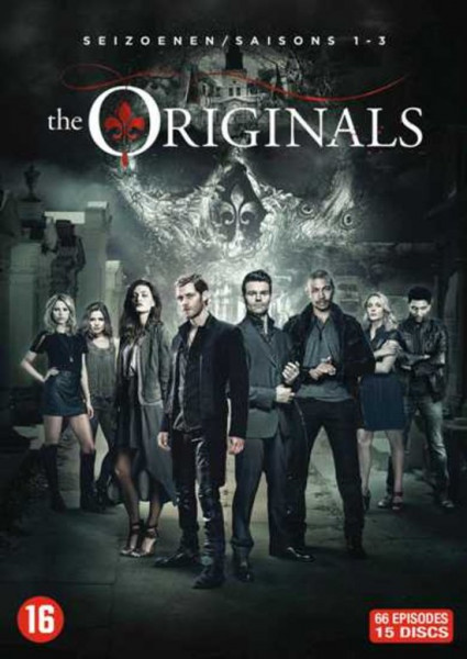 koopjeshoek - The Originals - Seizoen 1 t/m 3 - DVD