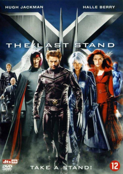 X-Men 3: The Last Stand (DVD)