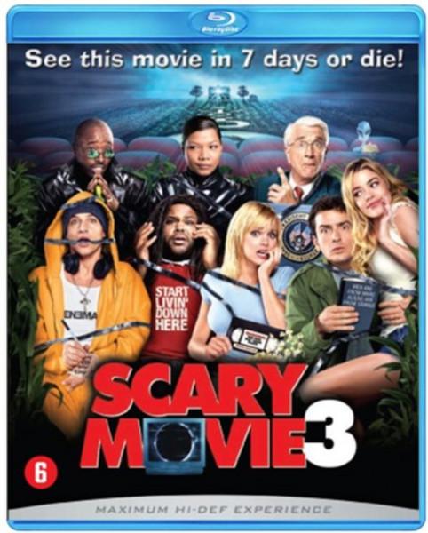 Scary Movie 3 ( Blu-ray)