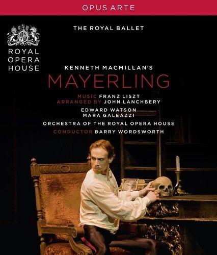 Mayerling/Royal Opera - (Blu ray)