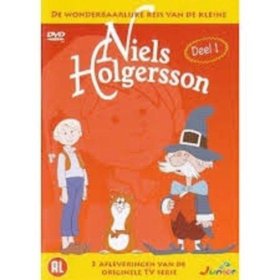 Niels Holgersson - Deel 1 (DVD)