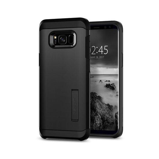 Spigen Tough Armor for Galaxy S8+ black