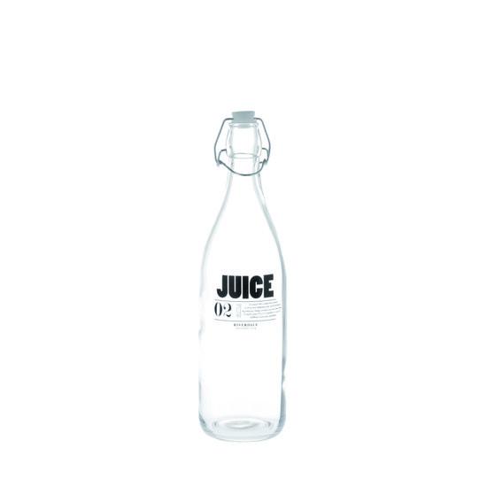 Riverdale Juice Clear Fles