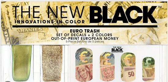 The New Black Specials - Euro Trash - Nagellak