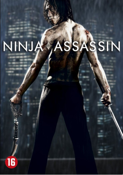 NINJA ASSASSIN /S DVD NL