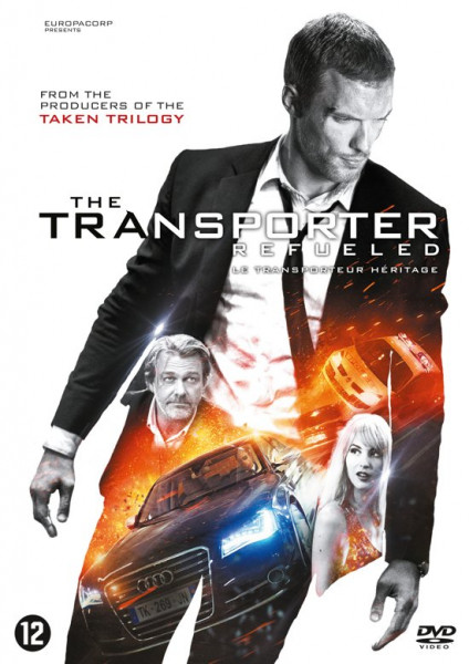 The Transporter: Refueled (DVD)