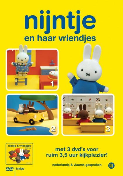 Nijntje En Haar Vriendjes DVD