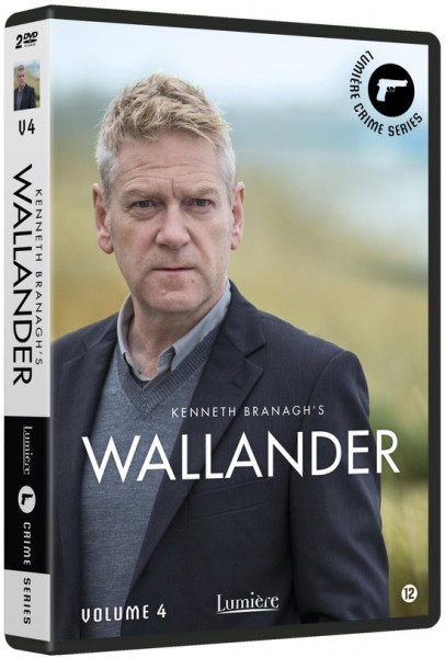 Wallander (BBC) - Volume 4 - dvd