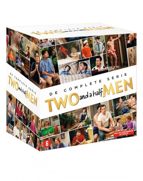 Two And A Half Men - De Complete Serie (DVD)