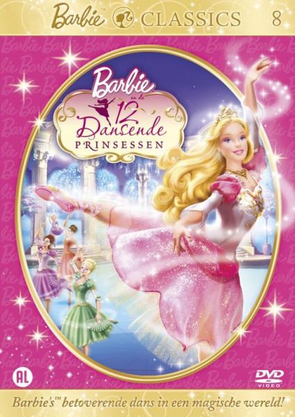 Barbie En De 12 Dansende Prinsessen - DVD